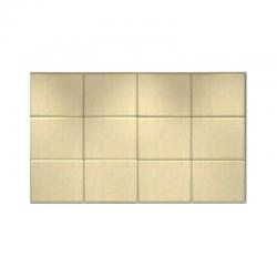 Cabeceira com Quadrados R061-26