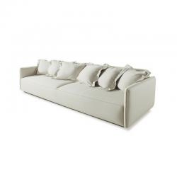 Sofá com Design Aconchegante F054-13
